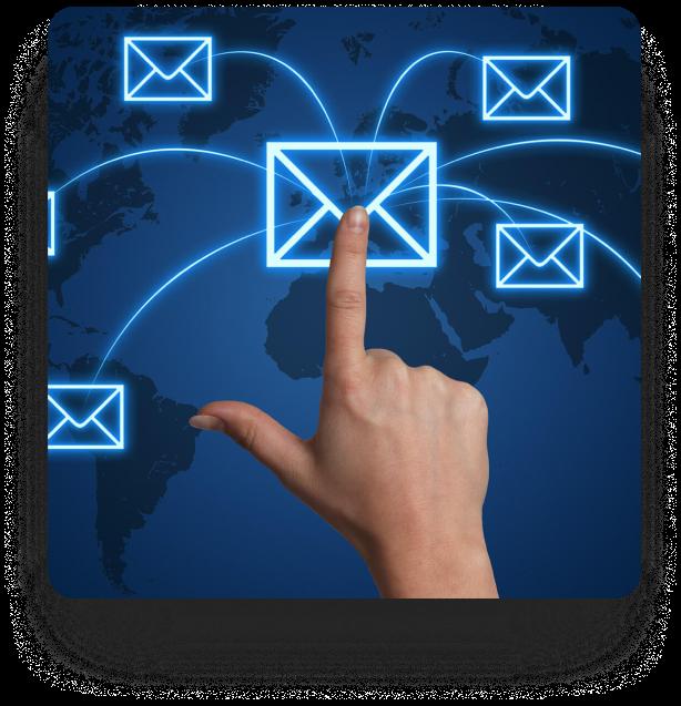 Отправка отчетов <br>по E-mail